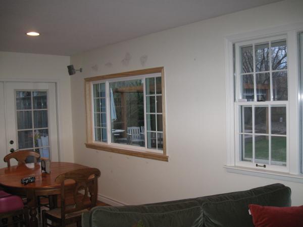 Interior After Installation