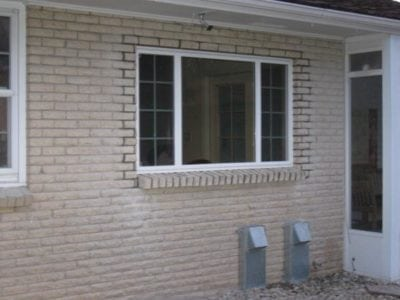 Exterior After Installation