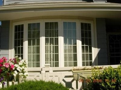Casement Windows With Grids
